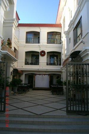Ciudad Fernandina Hotel : Hotel Exterior