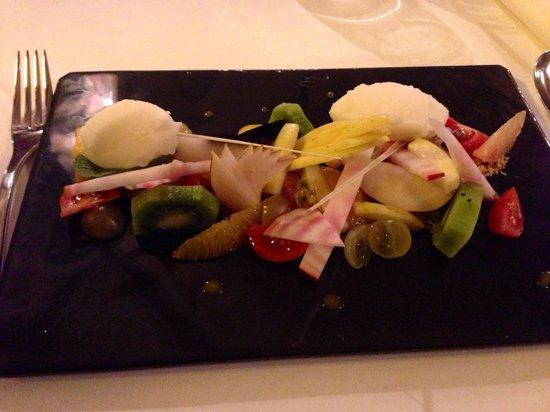 Marc De Passorio : Fruits du potager(fruits et légumes) 24€!!!!!!! Hors de prix.......
