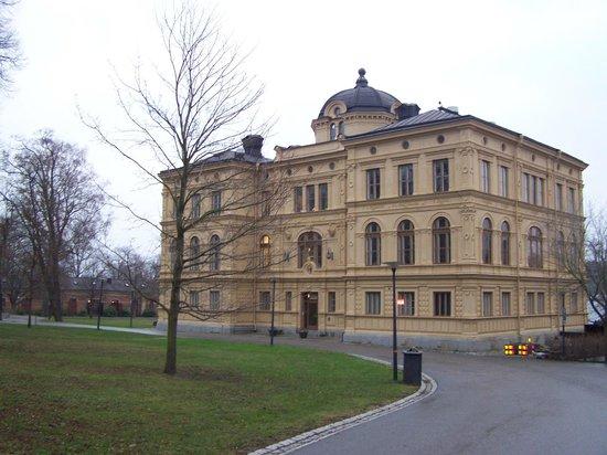 Skeppsholmen: k