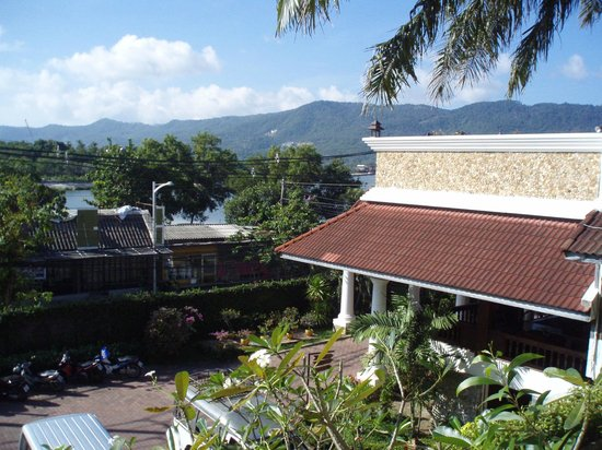NovaSamui Resort Koh Samui: view from pool area