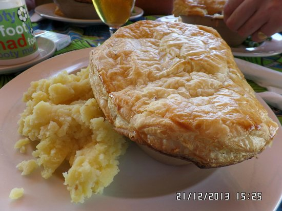 Seabreeze Apartments: The beef & ale pie