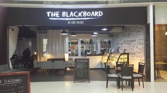 The Blackboard by Chef Michel
