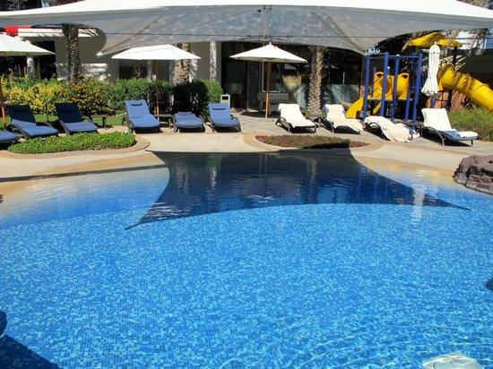 Sheraton Abu Dhabi Hotel & Resort : baby pool