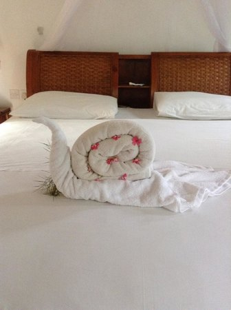 Le Surmer Self-Catering Chalets : decoration