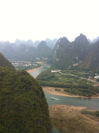 Yangshuo Private Tour-Day Tour: Another climb!