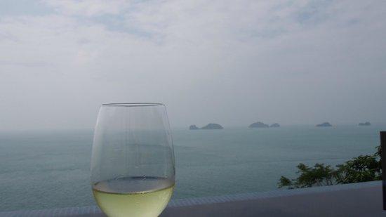 Conrad Koh Samui: Overlooking the ocean
