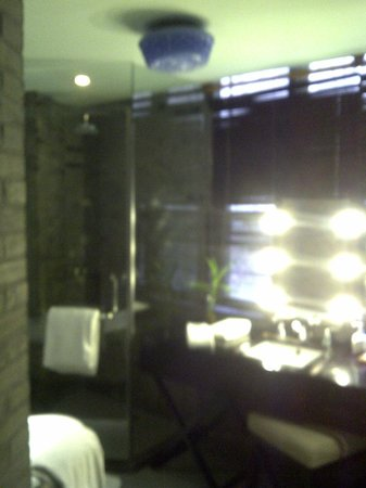 Gallery Suites: Bathroom