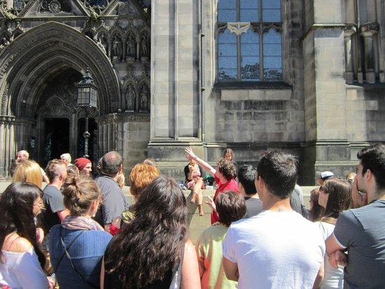 SANDEMANs NEW Europe - Edinburgh: Walking Tour 1