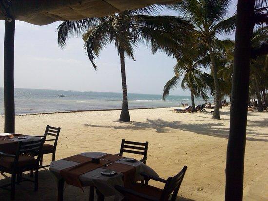 Amani Tiwi Beach Resort: Paradise