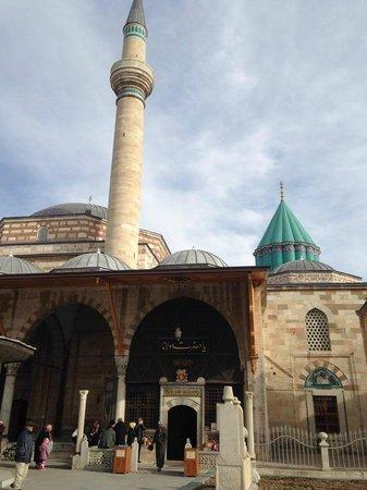 Hotel Rumi: Mevlana Rumi Museum