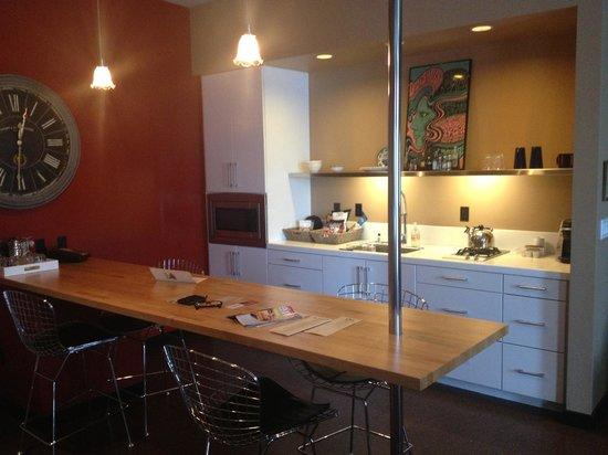 The Redbury Hollywood : Kitchen Area