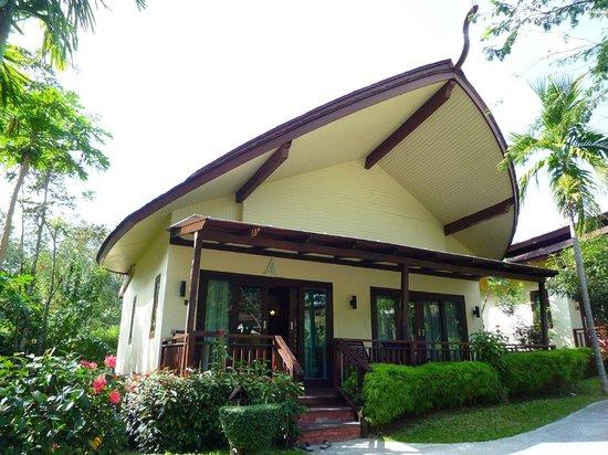 Aonang Phu Petra Resort, Krabi: ext