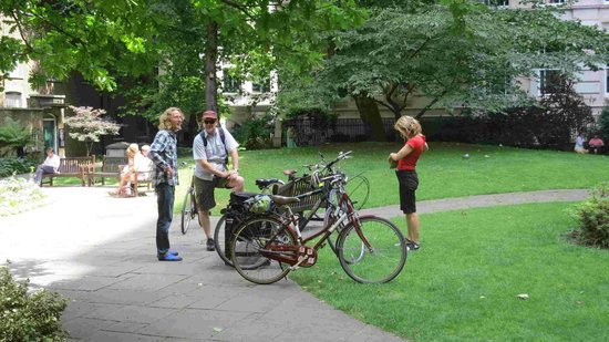 Cycle Tours of London: our alternate tour