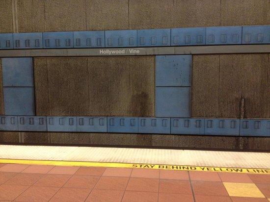The Redbury Hollywood : Train