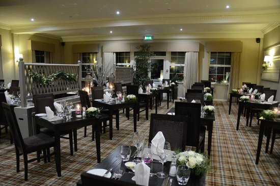 The Pheasant Hotel : Garden Dining Room