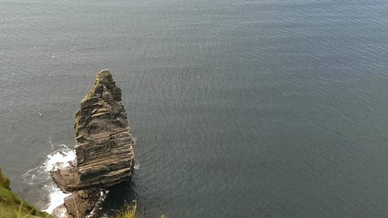 Dublin Tour Company: Off the Cliffs