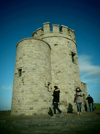 Dublin Tour Company: Tower