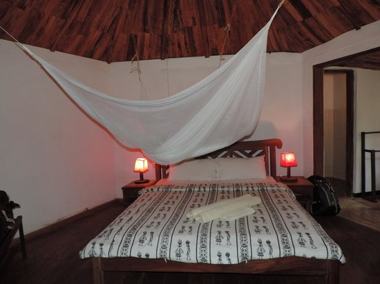 "Moyoni Lodge: Chambre ""out of africa"""