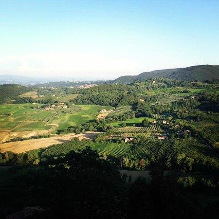 Il Tosco: View