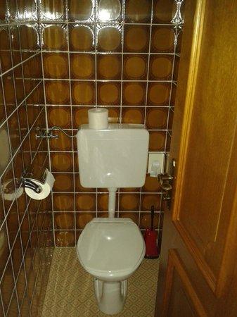Pension Neururer: WC
