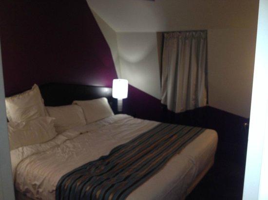Cristal Champs Elysees : slaapkamer