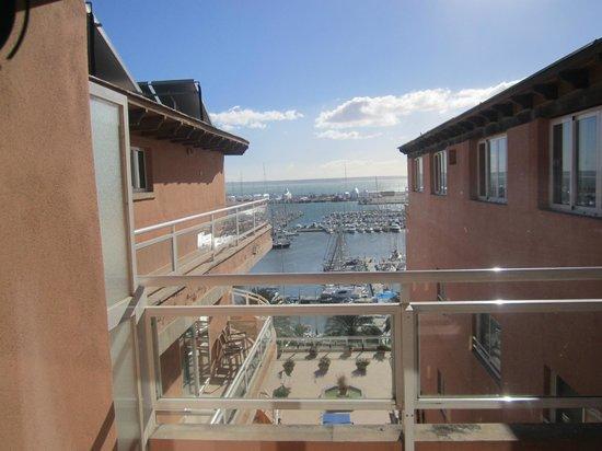 Hotel Mirador : view
