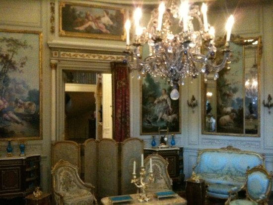 Musée Nissim de Camondo : Grand Salon