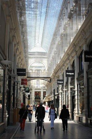 Passage购物街