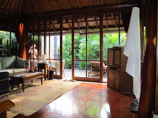 Jamahal Private Resort & SPA: Villa SANDAT