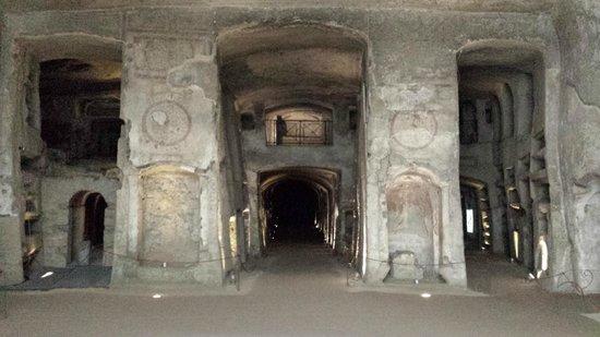 Catacombe di San Gennaro, Naples