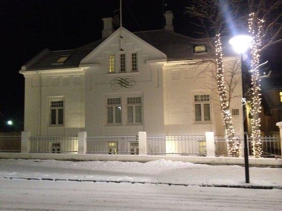Reykjavik Residence Hotel : Outside of hotel