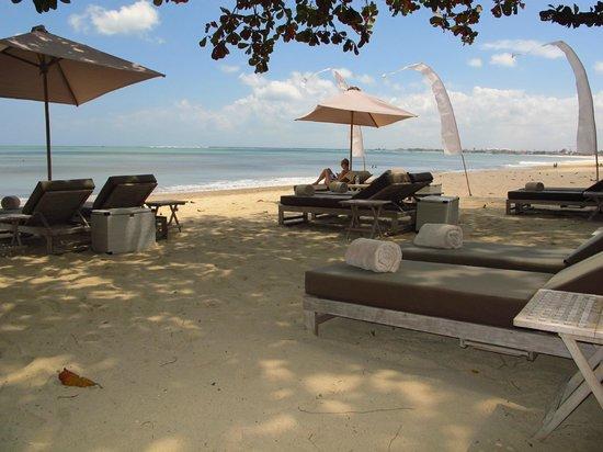 Jamahal Private Resort & SPA : Beachclub