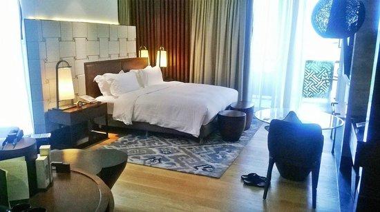 Sofitel Bali Nusa Dua Beach Resort: Zimmer mit Bett