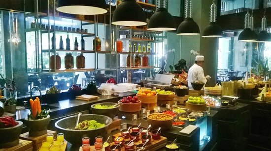 Sofitel Bali Nusa Dua Beach Resort: Restaurantbereiche