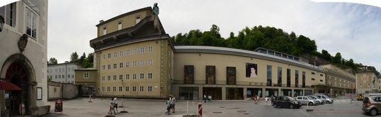 House for Mozart: Außenansicht