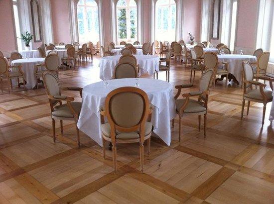 Hotel Bernina 1865: una sala ristorazione
