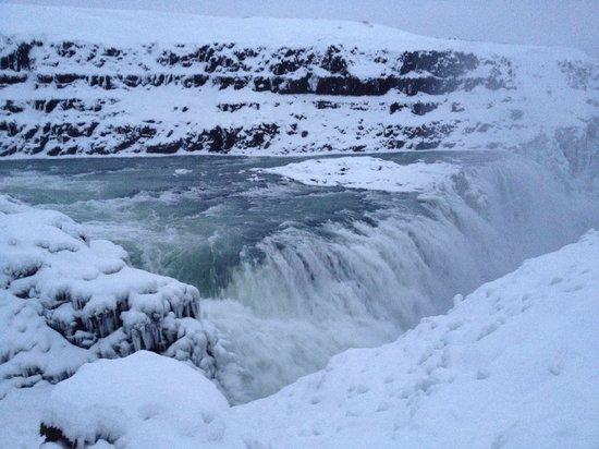 Reykjavik Residence Hotel : Gullfoss waterfall - spectacular
