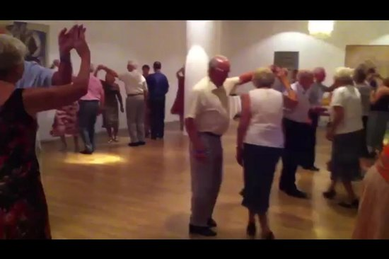 Louis Phaethon Beach: Sequence and Ballroom dancing at the Phaethon Hotel Paphos