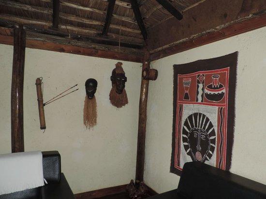 Ngorongoro Forest Tented Lodge: Au choix jus de fruits locaux ou bieres