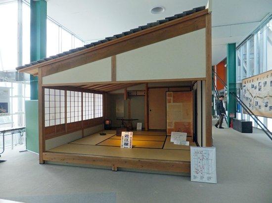 The Sakamoto Ryoma Memorial Museum: 近江屋復元