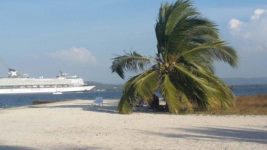 Hotel Fenix Beach Cartagena: Como su Nombre lo dice Playa Vista...