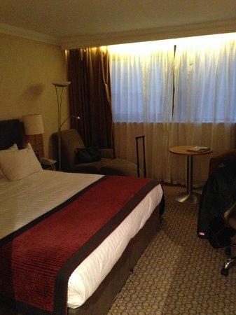 Park Inn by Radisson Cardiff City Centre: Room 1