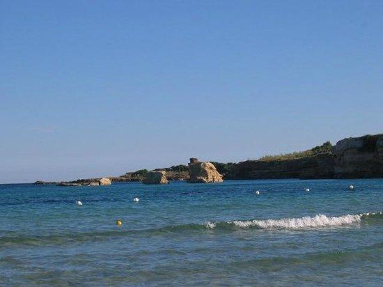 Hotel Fontane Bianche Beach Club: Giro in canoa in mattinata da non perdere!!!