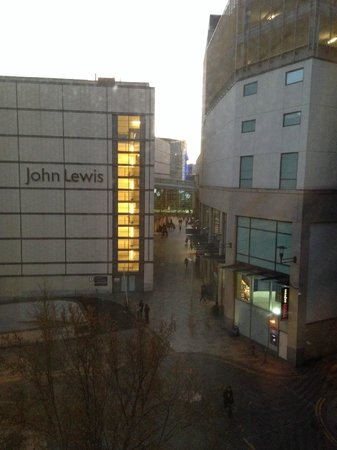 Park Inn by Radisson Cardiff City Centre : View of John Lewis