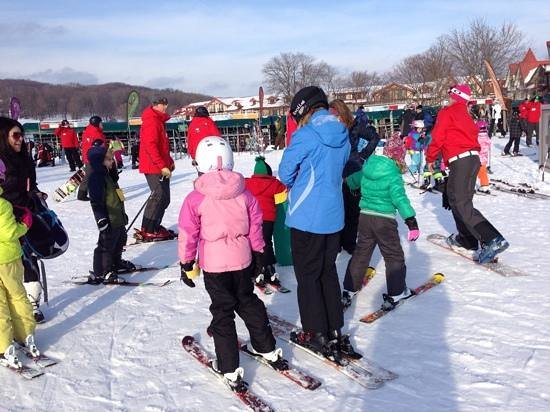 ‪‪Boyne Highlands Resort‬: ski school‬