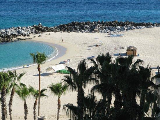 Hilton Los Cabos Beach & Golf Resort : beach from room