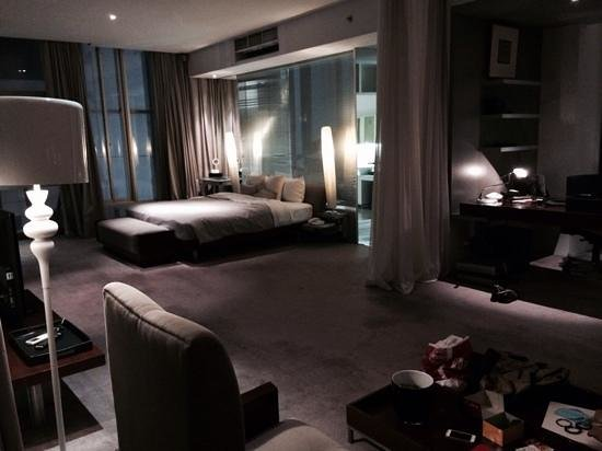 Kemang Icon Hotel : illusion suite
