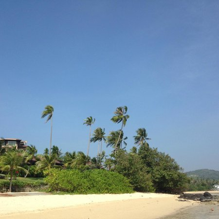 Pullman Phuket Panwa Beach Resort : La plage