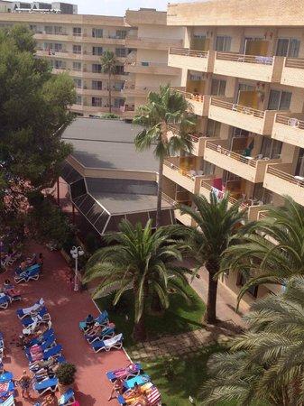 Jaime I Hotel: room veiw