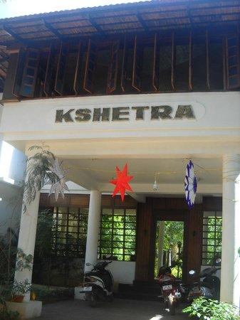 Kshetra Beach Resorts: another view